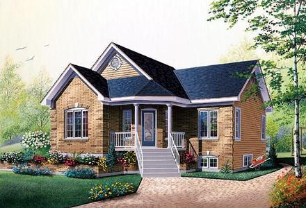 House Plan 76156