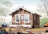 House Plan 76164