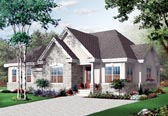 Plan Number 76174 - 2238 Square Feet