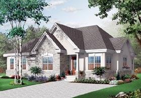House Plan 76175