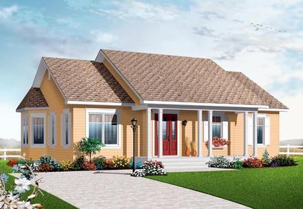 House Plan 76189