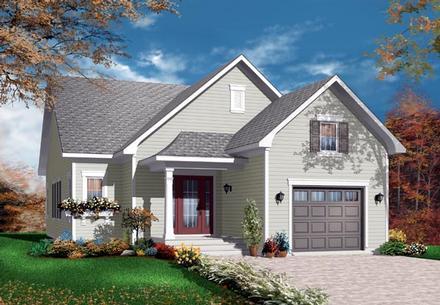 House Plan 76194