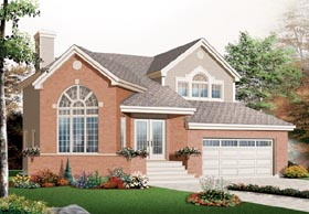 House Plan 76208