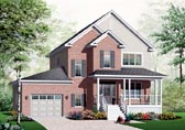 Plan Number 76224 - 1654 Square Feet