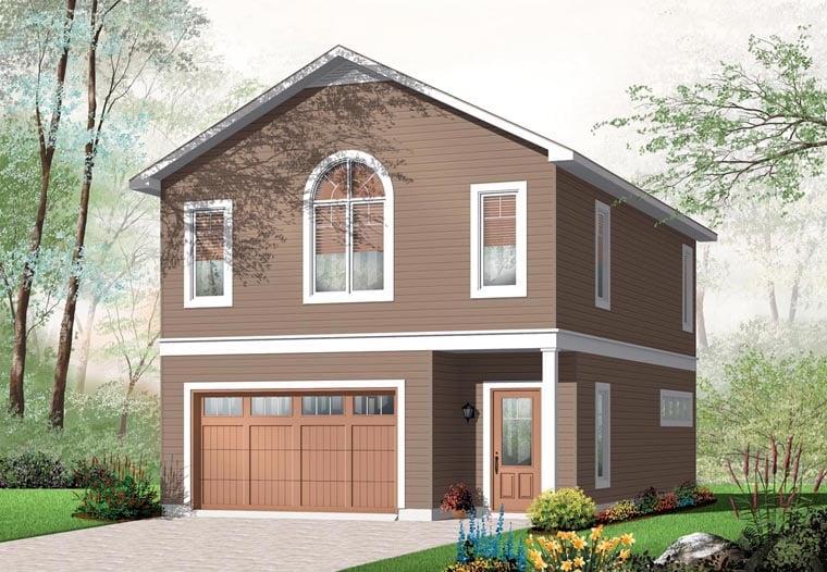 Garage Plan 76227