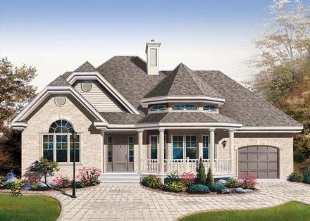 House Plan 76230
