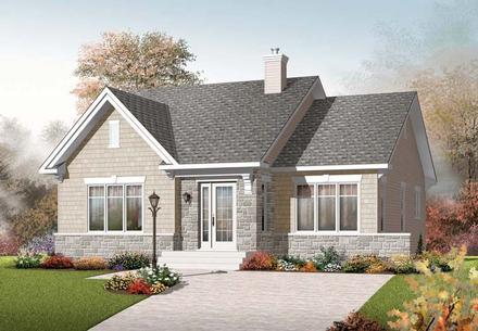 House Plan 76247
