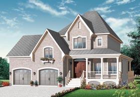 House Plan 76256