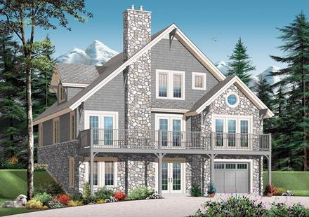 House Plan 76273