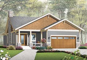 House Plan 76293