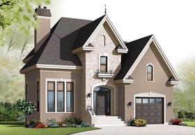House Plan 76301