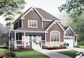 Plan Number 76318 - 1864 Square Feet