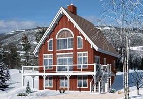 House Plan 76334