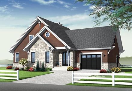 House Plan 76342