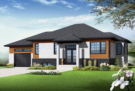 House Plan 76343
