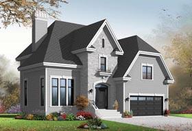 House Plan 76360