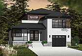 Plan Number 76361 - 1788 Square Feet