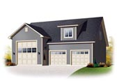 Garage Plans With Rv Storage At