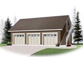 Garage Plan 76375