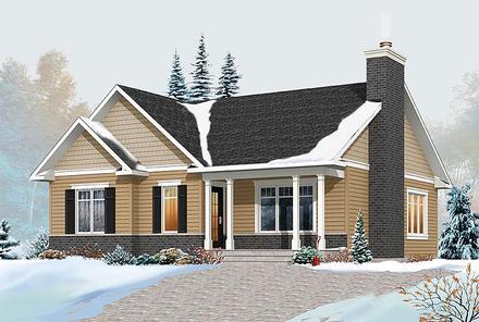 House Plan 76439
