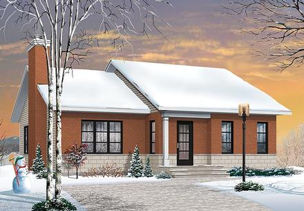 House Plan 76440