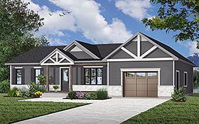 House Plan 76467