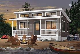 House Plan 76473