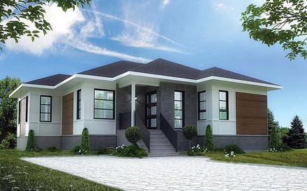 House Plan 76479