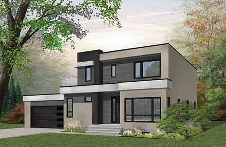House Plan 76500