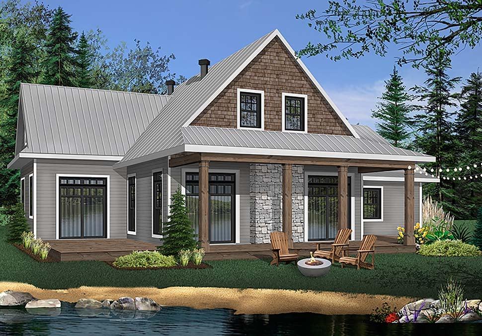 House Plan 76505