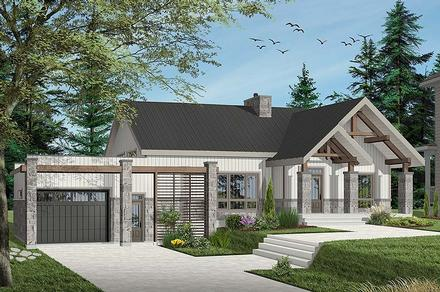 House Plan 76510