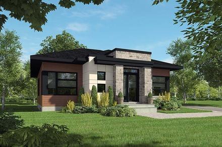 House Plan 76514