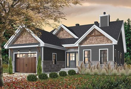 House Plan 76522