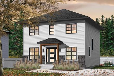 House Plan 76538