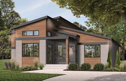 House Plan 76543