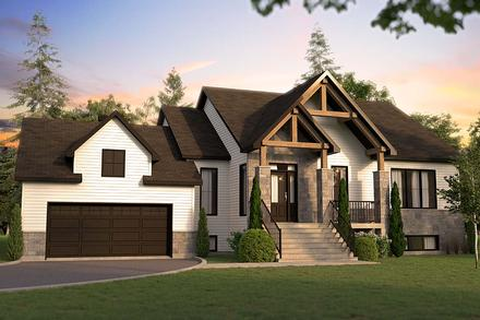House Plan 76557