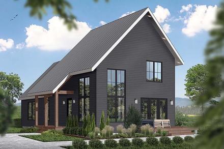 House Plan 76562