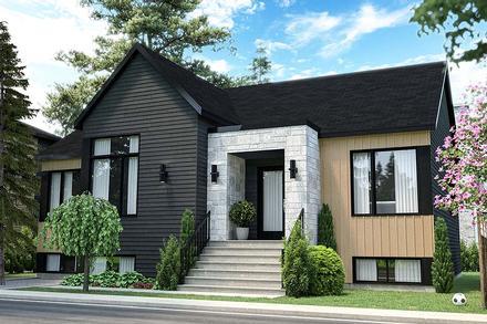 House Plan 76567