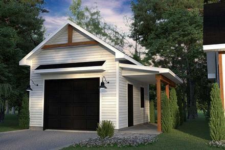 Garage Plan 76570