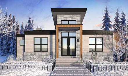 House Plan 76571