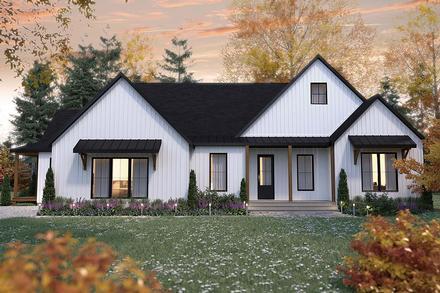 House Plan 76572