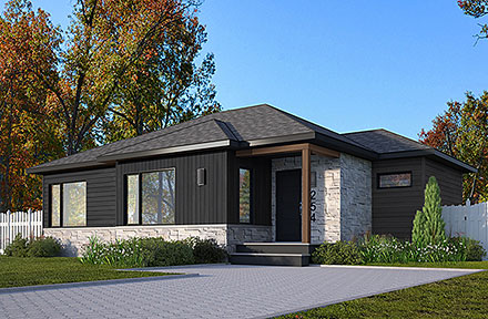 House Plan 76584