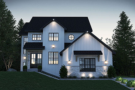 House Plan 76585