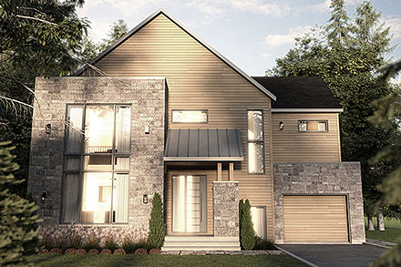House Plan 76586