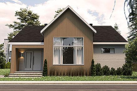 House Plan 76587