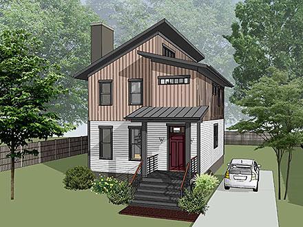 House Plan 76615