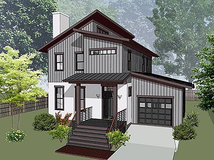 House Plan 76616