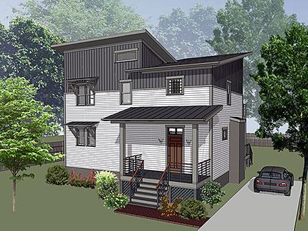House Plan 76617