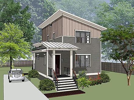 House Plan 76618