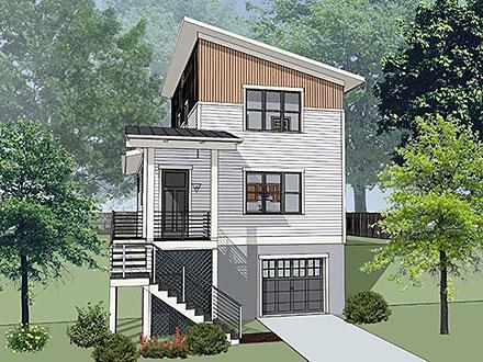House Plan 76619